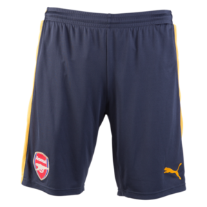 [해외][Order] 16-17 Arsenal Boys Away Shorts - KIDS