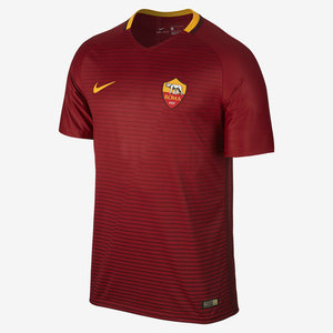 [해외][Order] 16-17 AS Roma Home - AUTHENTIC