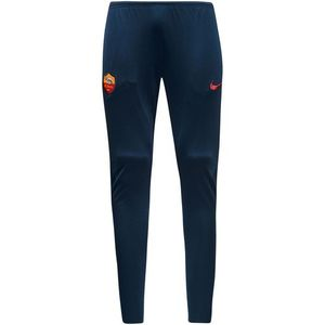 [해외][Order] 16-17 AS Roma Squad Pant - Obsidian/Team Red