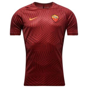 [해외][Order] 16-17 AS Roma  Dry SS Top - Team Red/Kumquat