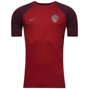 [해외][Order] 16-17 AS Roma Match Tee - Team Red/Red Mahogany