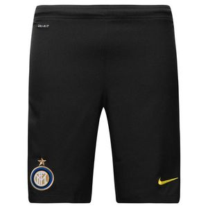 [해외][Order] 16-17 Inter Milan Boys Home Shorts - KIDS