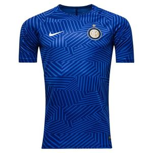 [해외][Order] 16-17 Inter Milan SS Dry Squad Top - Game Royal/White