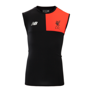 [해외][Order] 16-17 Liverpool(LFC)  Elite Elite Staff Training Vest - Black