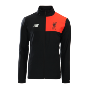 [해외][Order] 16-17 Liverpool(LFC)   Elite Training Staff Presentation Jacket - Black