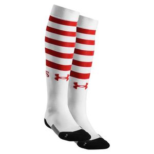 [해외][Order] 16-17 Southampton Boys Home Socks - KIDS