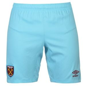 [해외][Order] 16-17 West Ham United Boys Away Shorts - KIDS