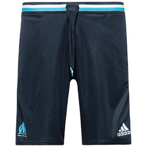 [해외][Order] 16-17 Marseille Training Shorts - Night Navy/White/Blue