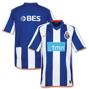 08-09 FC Porto Home (Champions League)