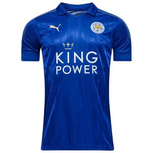 [해외][Order] 16-17 Leicester City Boys Home - KIDS