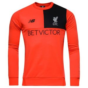 [해외][Order] 16-17 Liverpool(LFC)  Elite Training Sweat Shirt - Flame