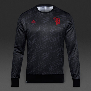 [해외][Order] 16-17 Manchester United Pes Sweatshirt - Collegiate Royal