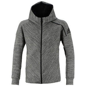 Womens ZNE Road Trip Hoody Jacket - Grey