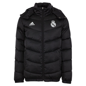 [해외][Order] 16-17 Real Madrid Down Jacket - Black