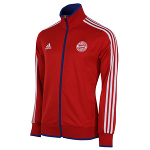 [Order] 15-16 Bayern Munchen Track Top - True Red