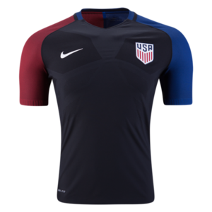 [해외][Order] 16-17 USA Away Vapor Match Jersey - Authentic