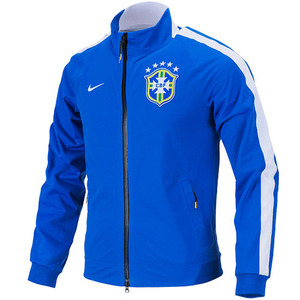 14-15 Brasil Authentic N98 Anthem Track Jacket - Authentic
