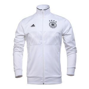 [해외][Order] 17 Germany (DFB) Track Top - White/Black