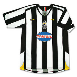 05-06 Juventus Home Boys