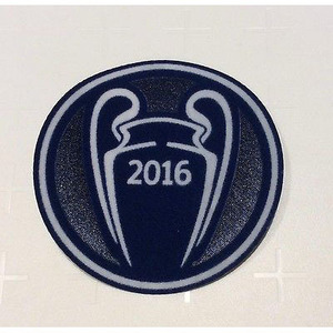 2016 UEFA Champions League(UCL) WINNERS Patch