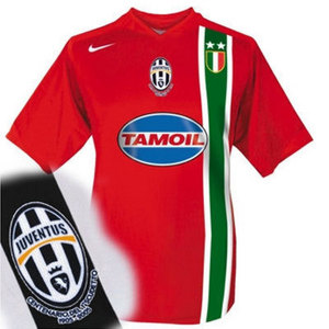 05-06 Juventus Away Boys