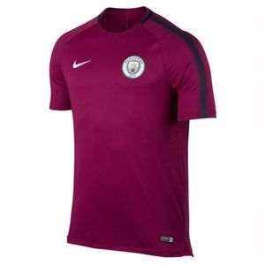 [해외][Order] 17-18 Manchester City Squad Training Top - True Berry