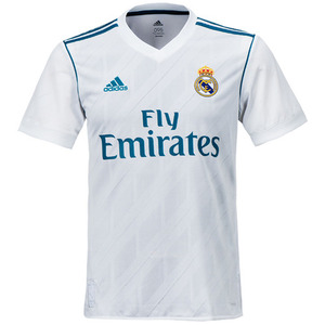 17-18 Real Madrid Boys Home - KIDS