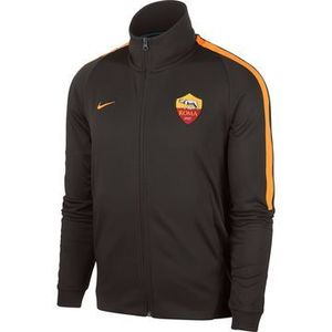 [해외][Order] 17-18 AS Roma Franchise Jacket - Brown