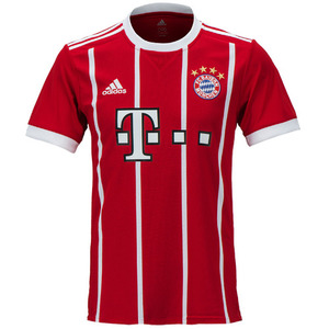 17-18 Bayern Munich Home