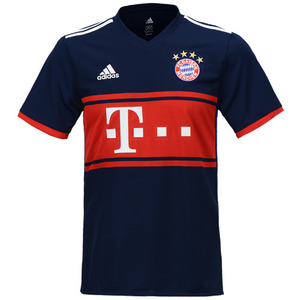 17-18 Bayern Munich Away