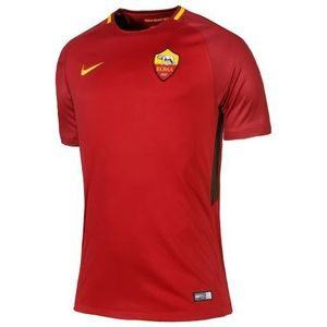 [해외][Order] 17-18 AS Roma Home Vapor Match Jersey - Authentic