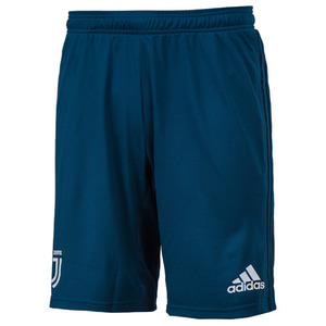 17-18 Juventus Training(TRG) Shorts - BLUNIT