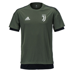 17-18 Juventus EU(UCL/Champions League) Training Jersey - Green