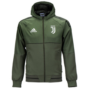 17-18 Juventus EU(UCL/Champions League) Presentaion(PRE) Jacket