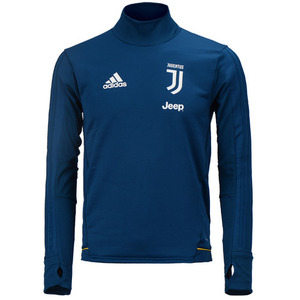 17-18 Juventus Training Top - BLUNIT