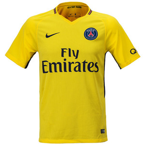 [해외][Order] 17-18 Paris Saint Germain(PSG) Away Stadium Jersey