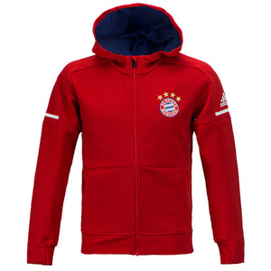 17-18 Bayern Munich Anthem Squard Jacket