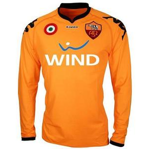07-08 AS Roma GK L/S (Player Issue Version)