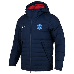 17-18 Paris Saint Germain(PSG) NSW Down Fill Hodded Jacket