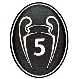 UEFA Champions League(UCL) Badge OF HONOUR(BOH) 5