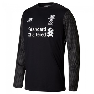 [해외][Order] 17-18 Liverpool(LFC) UCL(UEFA Champions League) Away GK L/S
