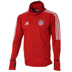 17-18 Bayern Munich Warm Top