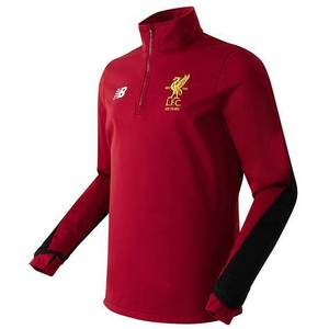 [해외][Order] 17-18 Liverpool Elite HalfZip Wind Blocker - Red