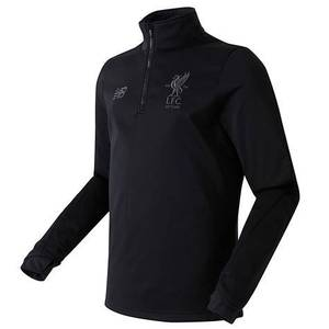 [해외][Order] 17-18 Liverpool Elite HalfZip Wind Blocker - Black