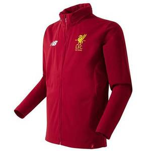 [해외][Order] 17-18 Liverpool Elite Training Motion Rain Jacket- Red Pepper
