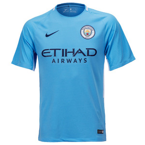 [해외][Order]17-18 Manchester City UCL(UEFA Champions League) Home Stadium Jersey