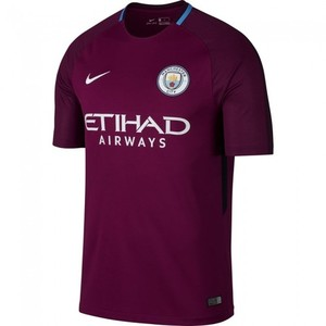 [해외][Order]17-18 Manchester City UCL(UEFA Champions League) Away Stadium Jersey