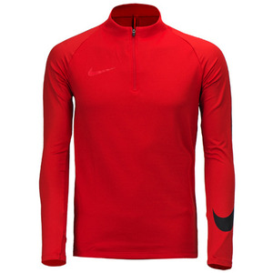 AS Dry Squad Drill Top - Red