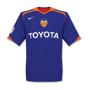 05-06 Valencia Away Boys