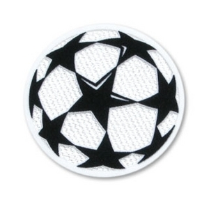 03-06 UEFA Champions League Starball Badge